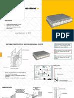 Sistema Constructivo No Convencional Evg 3d