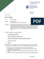 USCIS Memo on Concurrent H-1B