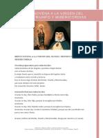Breve Novena Virgen Olvido Triunfo y Misericordias - Sor Patrocinio