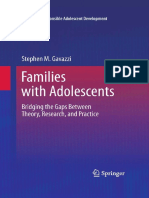 Stephen M. Gavazzi (auth.) Families with Adolescents- Bridging the Gaps Between Theory, Research, and Practice.pdf