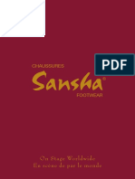 Sansha Footwear Catalogue 2014