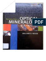 317674850 Nesse Introduction to Optical Mineralogy 3th Edition PDF