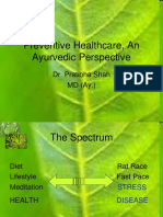 Preventive+Healthcare+An+Ayurvedic+Perspective.ppt
