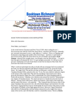 Boekbedonnerd III Book Town Richmond June Newsletter 050610