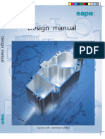 Sapa Extrusion Design Manual