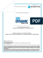Sbi Dynamic Bond Fund