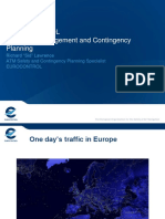 EUROCONTROL and ANS Contingency Planning_Short