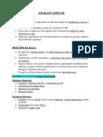Ortopedie - Aparate Gipsate