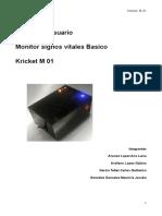 Manual Usuario Kricket