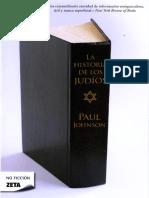 Unlock Johnson Paul La Historia de Los Judios