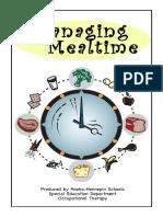 Managing Mealtime