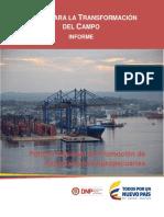 Política Nacional de Promoción de Exportaciones Agropecuarias