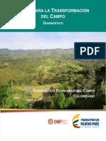 Diagnóstico Económico Del Campo Colombiano