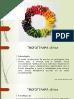 2° TROFOTERAPIA clínica