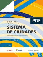 Sistema de Ciudades DNP - Libro-Misión Sistema Ciudades