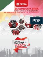 Código Ética PDVSA