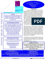 Bulletin for July 31 10