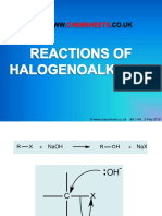 Chemsheets as 1140 (Reactions of Halogenoalkanes)