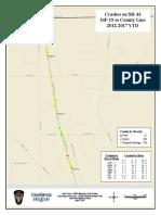 State Route 44 Crash Data