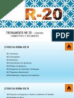 NR 20 Liquidos Combustiveis e Inflamaveis