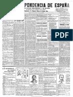 La Correspondencia de España. 17-8-1900, No. 15,536