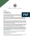 Law Center statement on Comey Testimony