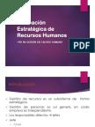 001_PEDPRS - Planeación Estratégica de Recursos Humanos