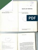 Berger John Ways of Seeing