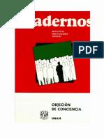 Objecion de Conciencia - Varios-FreeLibros