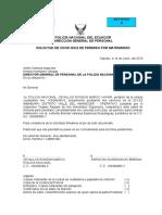ATS-F-006 Solicitud Ocho Dias de Permiso Por Matrimonio