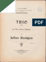 Rontgen - 050 - Piano Trio