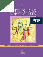 Estatísticas Sob Suspeita-proposta de Novos Indicadores Com Base Na Experiencia de Mulheres. 2012