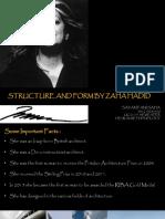 Sayantani Saha_ Zaha Hadid_Form & Structure