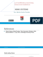 1.8 MIMO Systems
