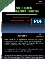 Prime Source Profile 1