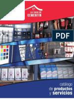 Catalogo Precios 2017