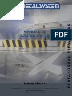 Manual Plataforma v.02 (15-1119)