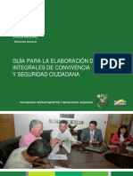 Cartilla 4 Planes Integrales Piscc