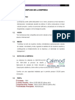 125905557 Trabajo Calimod 2do Avance