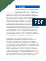 Historia de La Dureza[1]