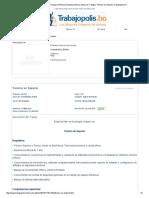 Previsualizar Empleo Trabajo en Bolivia _ Empleos Bolivia _ Bolsa de Trabajo _ Técnico en Soporte _ Trabajopolis.pdf