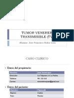 Tumor Venereo Transmisible (Borrador)