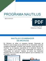 Programa Nautilus