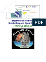 Spearfishing Diving Manual