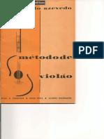Método de Violão_Copyright by Prof. Uriel Fernando Azevedo_1961