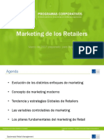 Marketing Del Retailers vs Marketing Del Proveedor
