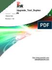 FW Upgrade Tool Duplex UGD V1.00