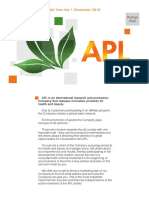 APL Compensation Plan