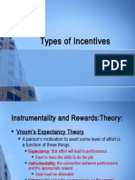 Types of Incentive Plan