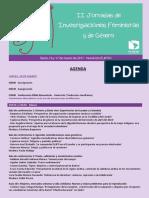 1. Agenda II Jornadas Feministas y de Género.pdf